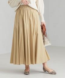 CFC INDIA 抽繩 條紋 / 素色 長裙