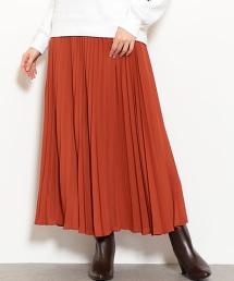 NFC 百褶長裙
