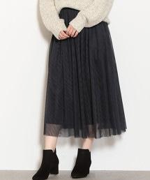 【先行預購】NFC 細紗 荷葉裙