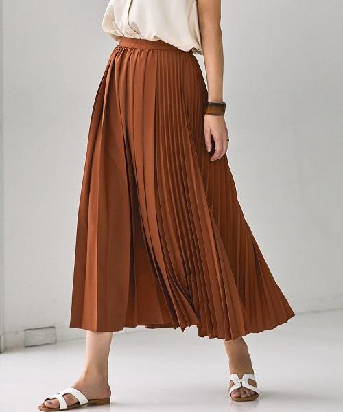 FFC 風琴褶 褶裙