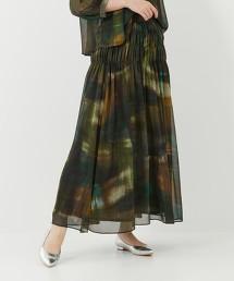 『BRACTMENT』 DEVEAUX 皺褶長裙