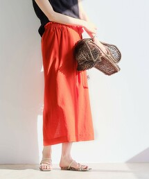 CFC Li/Ry 抽繩 窄裙