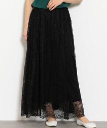 NFC 色塊 拼接 蕾絲裙