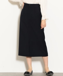 ◆FM TR華達呢 窄裙