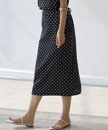 FFC 腰間細褶裙