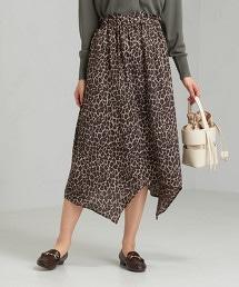 FFC 豹紋裙