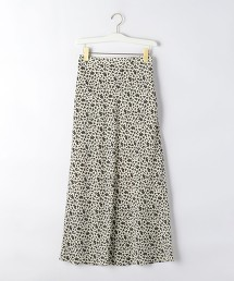 CFC 印花 / 素色 斜紋 窄版長裙