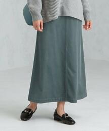 SC 燈芯絨 窄線條 迷嬉裙