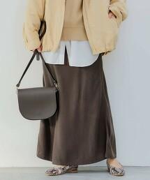 SC 天絲 斜紋 窄裙