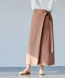 FFC 天然 VIS 緞面裙