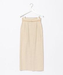 『BRACTMENT』 Li/棉質 高腰 鉛筆裙