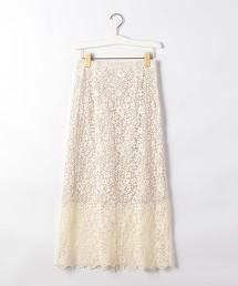 FFC 橡樹蕾絲窄裙