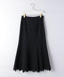 『BRACTMENT』 蕾絲 扇形人魚裙