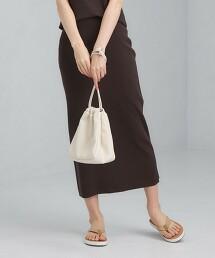 [ Livelihood ] [ 可手洗 ] SC 羅紋針織裙
