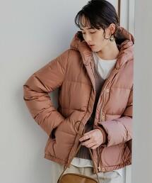 ◆CFC 防潑水 輕薄 羽絨 短大衣