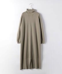 『BRACTMENT』 BM W 2WAY 高領連身裙