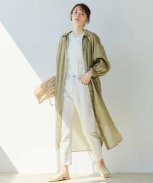 FFC 苧蔴/CEL 透膚洋裝