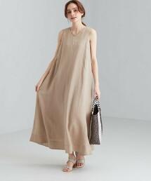 FFC 苧蔴 LY 後綁帶 洋裝