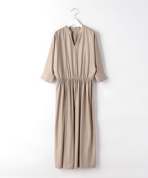 FFC 化學纖維 更紗 土耳其袖 洋裝