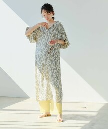 CFC 蓬鬆袖 洋裝