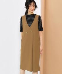 FM 素色 一片式 連衣裙