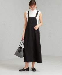 SC 荷葉 運動服材質長裙