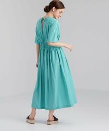 FFC LYO/C 後開衩 連身裙