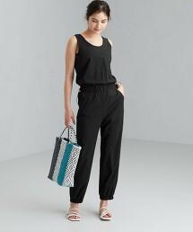 [ Livelihood ] SC flexible 連身褲