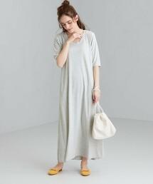 [ Livelihood ] SC 拉絨 圓領 洋裝