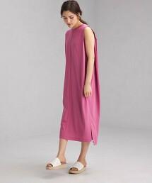 CFC 打摺無袖連身裙
