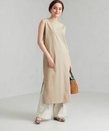 CFC 無袖開衩洋裝