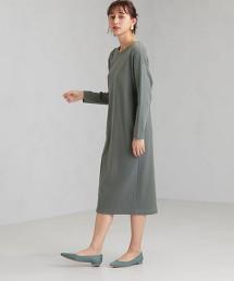 CFC 毛圈布&羅紋抽針 T恤材質 洋裝 日本製
