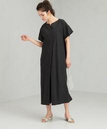 [Vincent et Mireille] 短袖 連身褲