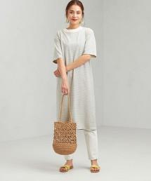 [特別訂製 Goodwear ] Goodwear × GLR SC 橫條紋寬版連身裙