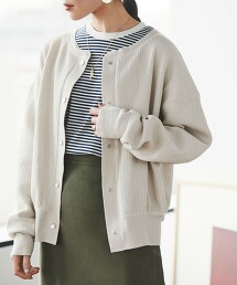CFC 圓釦 3WAY 針織開襟衫 (日本製)