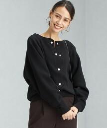 鈕釦設計 對襟外套 日本製