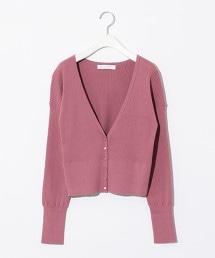 『BRACTMENT』棉 羅紋  V領 對襟外套 OUTLET商品