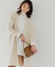 FFC 雙層紗 對襟外套