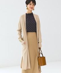 [可手洗] FFC 長版 對襟外套