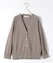 『BRACTMENT』 BM CASH/W V對襟外套