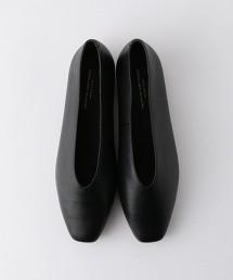 FFC 方頭 深開口 平底鞋(1.5cm高) OUTLET商品