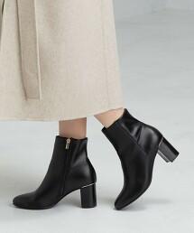 [21.5cm~25.5cm]◆FFC 圓頭 短靴(6.5cm高)