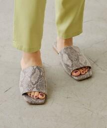 ◆CFC 寬版 涼鞋