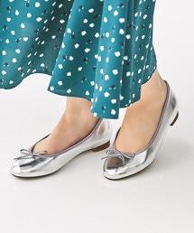 ◆NFC 弧形下擺 芭蕾舞鞋(1.5cm高跟) 日本製