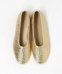 [特別訂製] K.Spin CFC 金屬網狀平底鞋