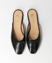 [ PASCUCCI ]  FFC  LTR 裸跟鞋 義大利製造