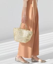 FFC  梅爾卡多 金屬色 手提包