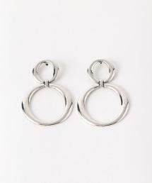 FM W金屬環 耳環