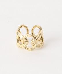 SC C型圓環戒指