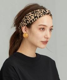CFC 印花頭巾 髮帶